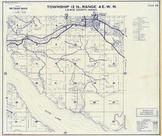 Township 12 N., Range 4 E., Riffe River, Morton, Lewis County 1960c
